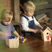 Paint your Own Birdhouse 3