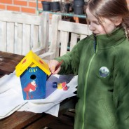 Paint your Own Birdhouse 4