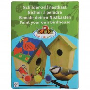 Paint your Own Birdhouse 6