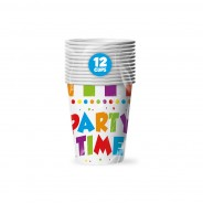 Party Paper Tableware 5 Party Paper Cup 12 Pack