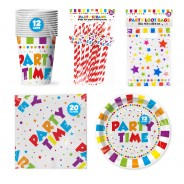 Party Paper Tableware 1