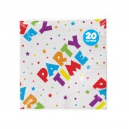 Party Paper Tableware 2 Party Paper Napkins