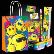 Emoji Party Bag Set (12 pack) 1