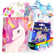 Deluxe Unicorn Party Bag (12 Pack) 1