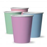 Pastel Paper Tableware 2 Pastel Paper Cups