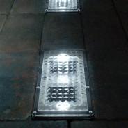 Paverlight Solar Brick Lights (2 Pack) 1
