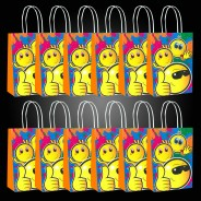 Emoji Party Bag Set (12 pack) 7 12 x paper party bags