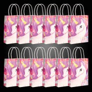 Unicorn Paper Party Bags (12 pack) 1