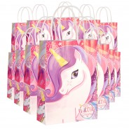 Deluxe Unicorn Party Bag (12 Pack) 2 12 x party bags