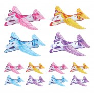 Deluxe Unicorn Party Bag (12 Pack) 3 12 x unicorn gliders
