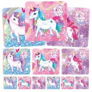 Unicorn Party Bag Pack (12 pack) 4 12 x jigsaw puzzles