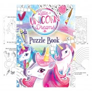 Unicorn Party Bag Pack (12 pack) 7 12 x puzzle books