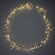 Pearl Cluster Battery Operated Fairy Lights  7