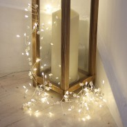 Pearl Cluster Battery Operated Fairy Lights  3