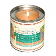Periodic Table Scented Candle 1