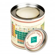 Periodic Table Scented Candle 2