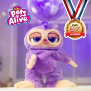 Pets Alive Fifi The Flossing Sloth 1