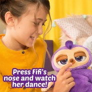 Pets Alive Fifi The Flossing Sloth 2