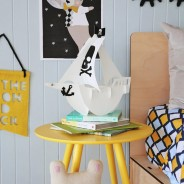 Pirate Ship Lamp 2