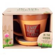 Plant Pot Mug - I Wet My Plants 4