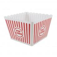 Jumbo Plastic Popcorn Holders x 2 2