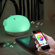 Playbulb Piggy Speaker Lamp 3