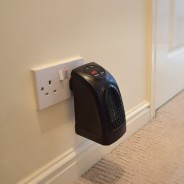 Plug In Mini Heater 1