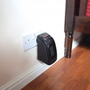 Plug In Mini Heater 3