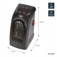 Plug In Mini Heater 7