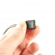Auraglow USB TV Back Light 8 The connector socket has an arrow on the side