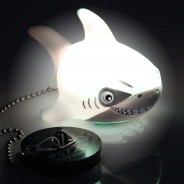 Light Up Shark Plug 3