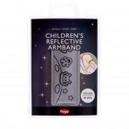 Pogu Reflective Armband 3 Space Odyssey