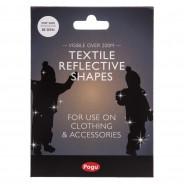Pogu Reflective Textile Shapes 4
