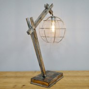 Battery Operated Poise Table Lamp (5738) 2