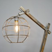 Battery Operated Poise Table Lamp (5738) 3