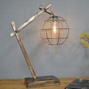 Battery Operated Poise Table Lamp (5738) 1