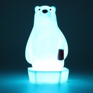 Polar Bear Night Light 1