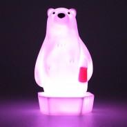 Polar Bear Night Light 4