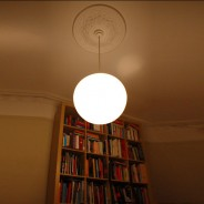 Polly Pendant Lampshade 2