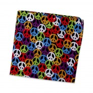 Printed Bandana 3 Peace