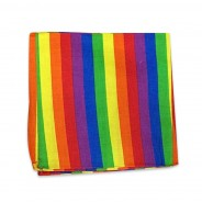 Printed Bandana 4 Rainbow Stripe