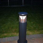 Pro Solar Guarda Vandal Resistant Bollard Light 1