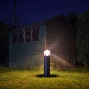 Pro Solar Guarda Vandal Resistant Bollard Light 7