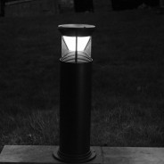 Pro Solar Guarda Vandal Resistant Bollard Light 9