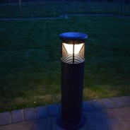 Pro Solar Guarda Vandal Resistant Bollard Light 3