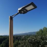 Pro Solar Hiway High Output PIR Motion Sensor Light 3