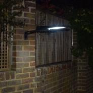 Pro Solar Hiway High Output PIR Motion Sensor Light 1