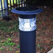 Pro Solar Panama 800mm Bollard Light 2