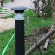 Pro Solar Panama 800mm Bollard Light 4