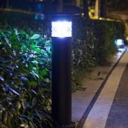 Pro Solar Panama 800mm Bollard Light 1